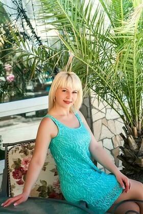 Veronika von Odessa 24 jahre - sonniges Lächeln. My wenig primäre foto.