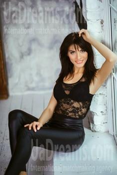 Lena von Kiev 29 jahre - zukünftige Frau. My wenig öffentliches foto.