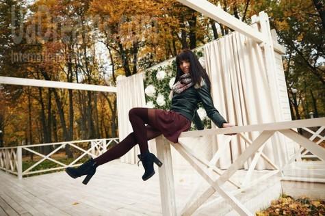 Lena von Kiev 30 jahre - heiße Lady. My wenig öffentliches foto.