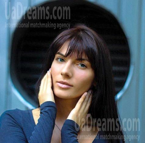 Lena von Kiev 30 jahre - hübsche Frau. My wenig öffentliches foto.