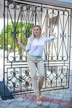 Anna von Sumy 29 jahre - gutherzige russische Frau. My wenig öffentliches foto.