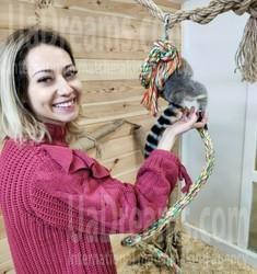 Alyona von Kiev 32 jahre - strahlendes Lächeln. My wenig öffentliches foto.