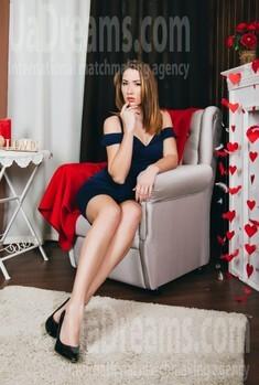 Yanina von Cherkasy 21 jahre - gute Laune. My wenig öffentliches foto.