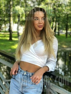 Yulya von Ivanofrankovsk 26 jahre - zukünftige Braut. My wenig öffentliches foto.