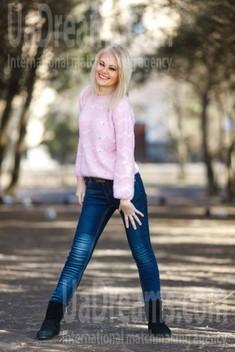 Alyona von Kremenchug 41 jahre - strahlendes Lächeln. My wenig öffentliches foto.