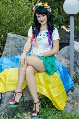 Alyona von Kremenchug 30 jahre - Musikschwärmer Mädchen. My wenig primäre foto.