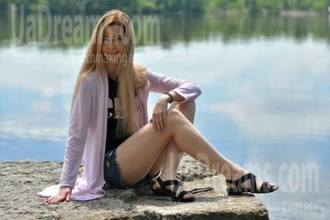 Alyona von Kremenchug 27 jahre - gutherzige russische Frau. My wenig öffentliches foto.
