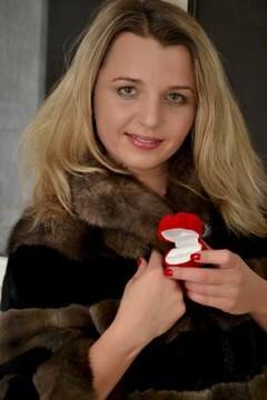 Svetlana von Lutsk 33 jahre - weiches Licht. My mitte primäre foto.