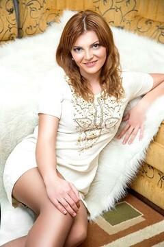 Ruslana von Lutsk 28 jahre - sie lächelt dich an. My mitte primäre foto.