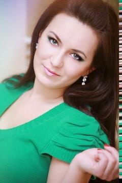 Yana von Lutsk 25 jahre - sonniges Lächeln. My mitte primäre foto.