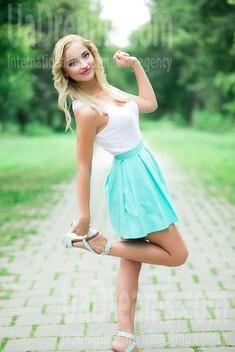 Anastasiya von Lutsk 23 jahre - Liebling suchen. My wenig öffentliches foto.