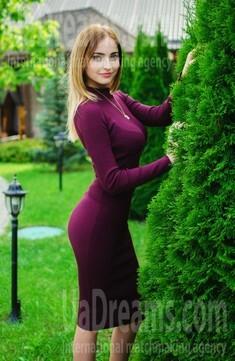 Anastasiya von Lutsk 24 jahre - sonniges Lächeln. My wenig öffentliches foto.