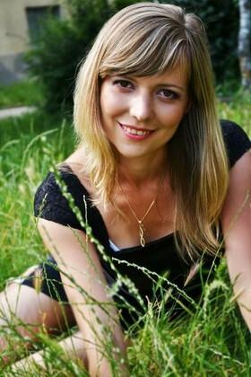 Olichka von Lutsk 34 jahre - will geliebt werden. My wenig primäre foto.