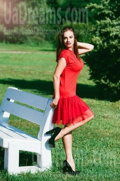 Anastasia von Cherkasy 33 jahre - sie lächelt dich an. My wenig öffentliches foto.
