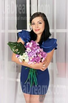 Mary von Zaporozhye 26 jahre - glückliche Frau. My wenig öffentliches foto.