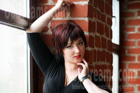 Anna von Zaporozhye 31 jahre - wartet auf einen Mann. My wenig öffentliches foto.