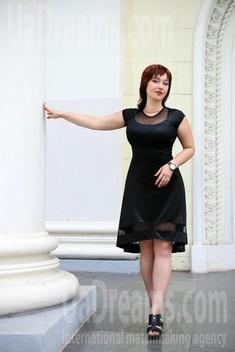 Anna von Zaporozhye 31 jahre - glückliche Frau. My wenig öffentliches foto.