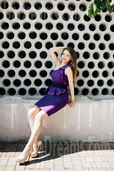 Liza von Cherkasy 20 jahre - Freude und Glück. My wenig öffentliches foto.