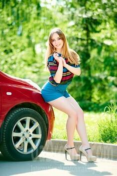 Nastya von Ivanofrankovsk 22 jahre - ukrainische Braut. My wenig öffentliches foto.