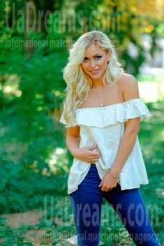 Alyona von Odessa 29 jahre - beeindruckendes Aussehen. My wenig öffentliches foto.