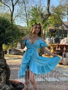 Alyona von Odessa 30 jahre - Handlanger. My wenig öffentliches foto.