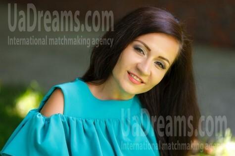 Irina from Kremenchug 29 years - future wife. My small public photo.
