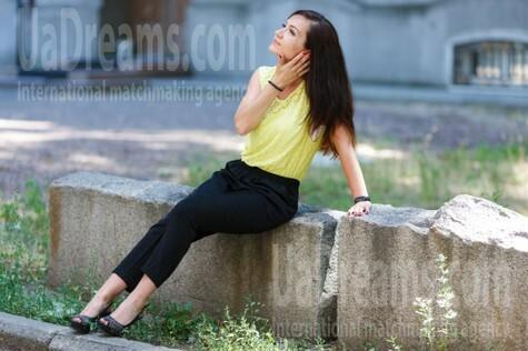 Irina from Kremenchug 29 years - single lady. My small public photo.