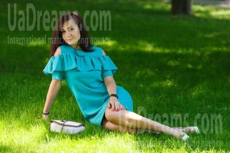 Irina from Kremenchug 29 years - waiting for husband. My small public photo.
