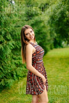 Mariana von Ivanofrankovsk 28 jahre - gute Laune. My wenig öffentliches foto.