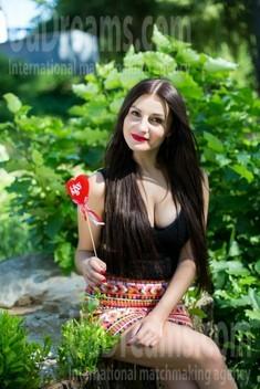 Lenochka von Sumy 24 jahre - wartet auf einen Mann. My wenig öffentliches foto.
