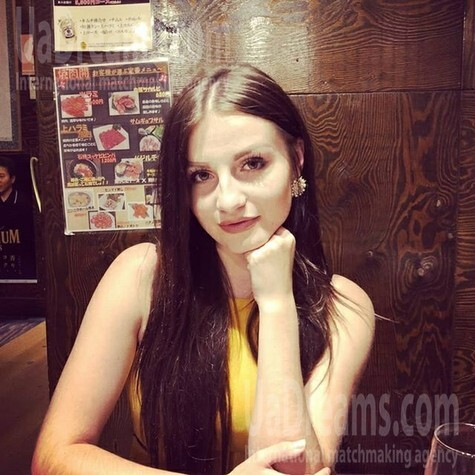 Lenochka von Sumy 25 jahre - liebevolle Frau. My wenig öffentliches foto.