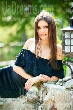 Oksana von Ivanofrankovsk 25 jahre - zukünftige Braut. My wenig öffentliches foto.