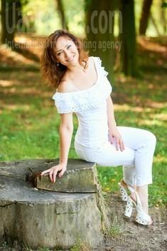 Zoryana von Ivanofrankovsk 39 jahre - liebende Frau. My wenig öffentliches foto.