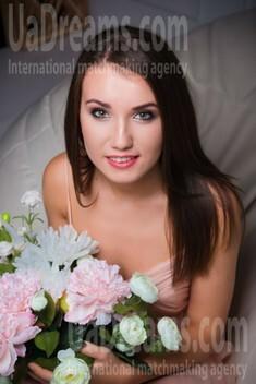Tanechka von Sumy 25 jahre - schönes Lächeln. My wenig öffentliches foto.