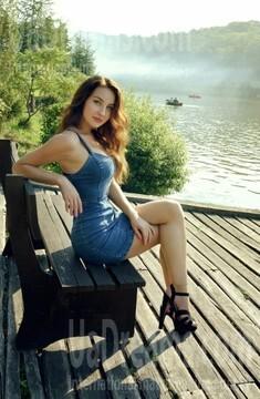 Yulya von Lviv 25 jahre - gute Frau. My wenig öffentliches foto.