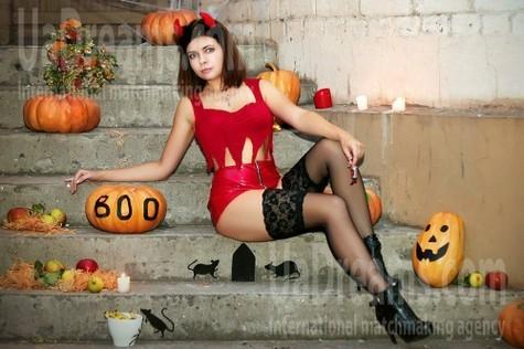 Margo von Zaporozhye 30 jahre - wartet auf einen Mann. My wenig öffentliches foto.