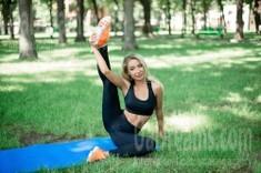 Olya von Kharkov 24 jahre - zukünftige Frau. My wenig öffentliches foto.
