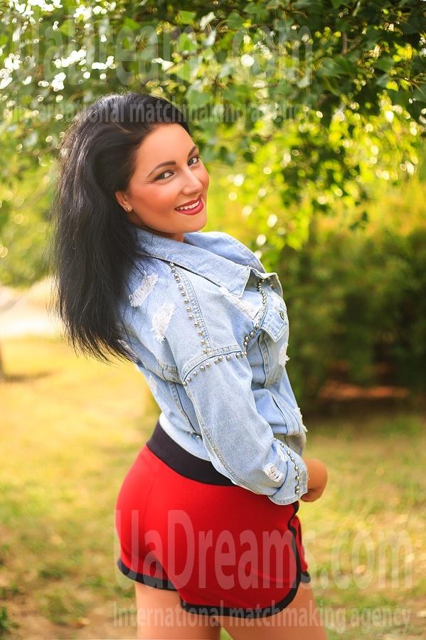 Lilly from Zaporozhye 26 years - ukrainian girl. My small public photo.