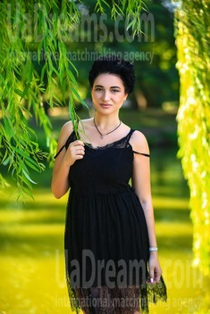 Lilly von Zaporozhye 27 jahre - gutherziges Mädchen. My wenig öffentliches foto.