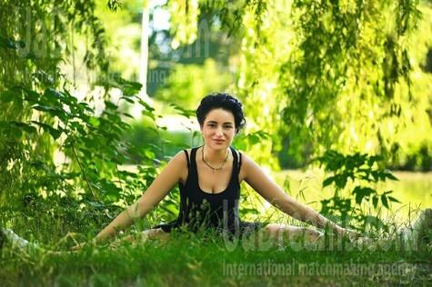 Lilly von Zaporozhye 27 jahre - gutherzige russische Frau. My wenig öffentliches foto.