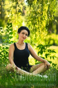 Lilly von Zaporozhye 27 jahre - aufmerksame Frau. My wenig öffentliches foto.