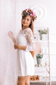 Anastasia von Lutsk 21 jahre - eine Braut suchen. My wenig öffentliches foto.