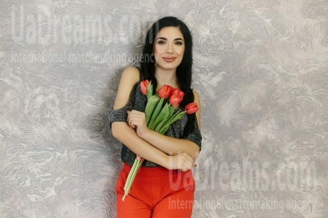 Olia von Ivano-Frankovsk 25 jahre - nette Braut. My wenig öffentliches foto.