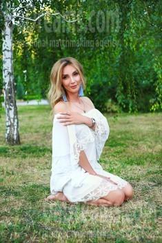 Oksana von Zaporozhye 39 jahre - aufmerksame Frau. My wenig öffentliches foto.