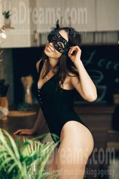 Lucy von Poltava 29 jahre - ukrainische Frau. My wenig öffentliches foto.