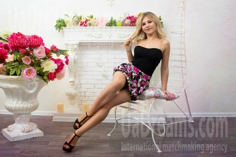 Anna von Kharkov 31 jahre - sucht Liebe. My wenig öffentliches foto.