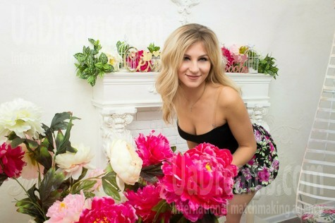 Anna von Kharkov 31 jahre - glückliche Frau. My wenig öffentliches foto.