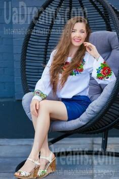 Tanyusha von Lutsk 23 jahre - intelligente Frau. My wenig öffentliches foto.