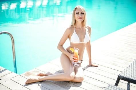 Inna 34 jahre - gutherzige russische Frau. My wenig öffentliches foto.