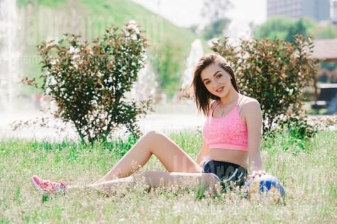 Inessa von Cherkasy 27 jahre - herzenswarme Frau. My wenig öffentliches foto.